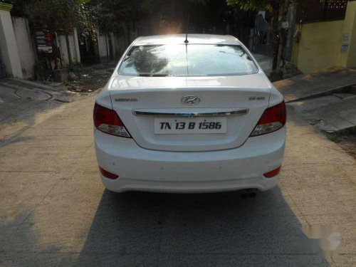 Hyundai Verna 1.6 CRDi SX 2014 MT for sale in Chennai