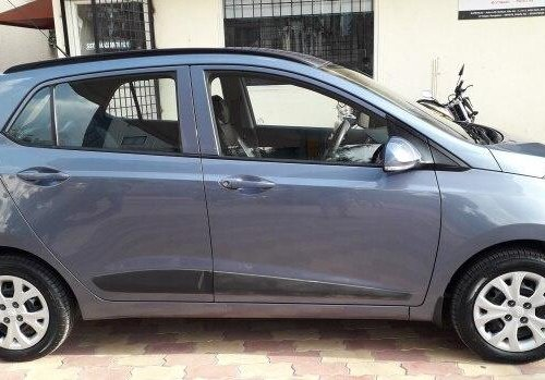 Hyundai i10 Sportz 2016 MT for sale in Bangalore