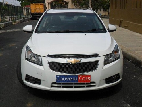Chevrolet Cruze LTZ 2013 AT for sale in Bangalore