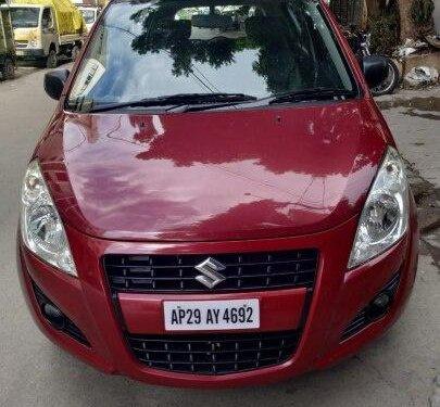 Maruti Suzuki Ritz 2013 MT for sale in Hyderabad