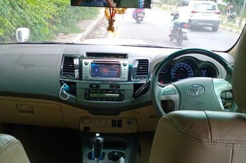 2013 Toyota Fortuner 2.8 2WD AT for sale in Hyderabad