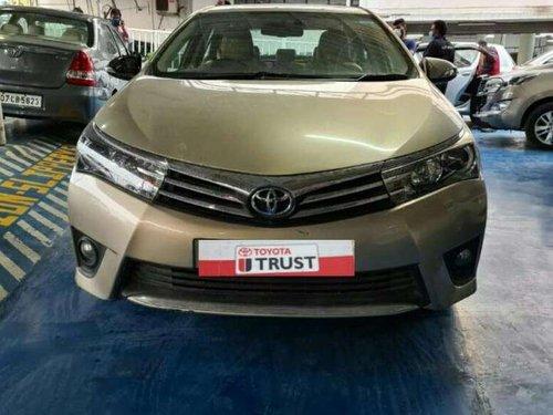 Toyota Corolla Altis 2016 MT for sale in Chennai
