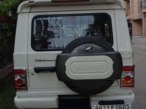 Mahindra Bolero SLX BS IV, 2015, Diesel MT for sale in Patna