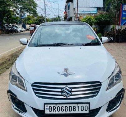 Used 2018 Maruti Suzuki Ciaz Alpha MT for sale in Patna