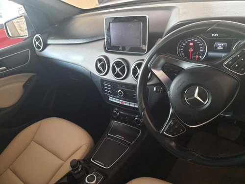 2016 Mercedes Benz B Class B200 CDI AT for sale in Bangalore
