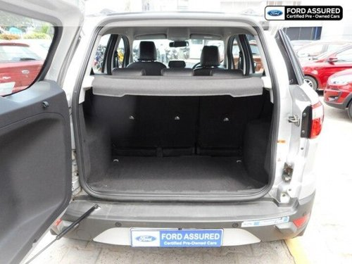 2017 Ford Ecosport 1.5 TDCi Platinum Edition BSIV MT in Chennai