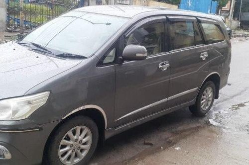 2014 Toyota Innova 2.5 Z Diesel 7 Seater MT for sale in Hyderabad