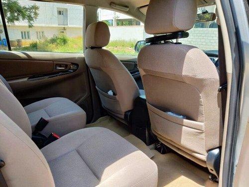 2015 Toyota Innova 2.5 V Diesel 7-seater MT in Bangalore