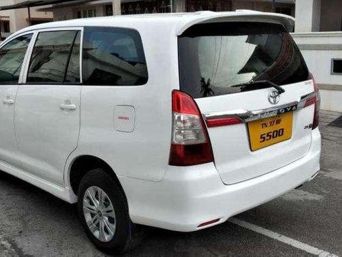 Toyota Innova 2.5 G4 8 STR, 2010, Diesel MT for sale in Coimbatore