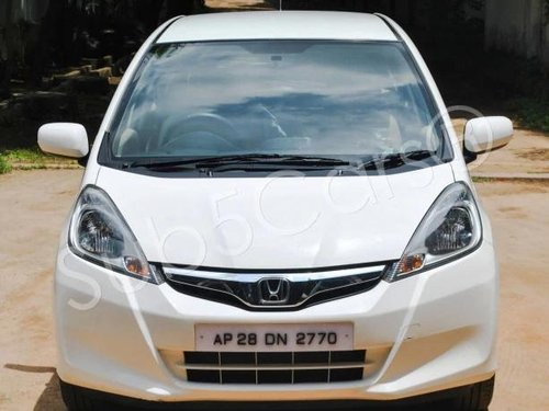 Used 2012 Honda Jazz Select Edition MT in Hyderabad