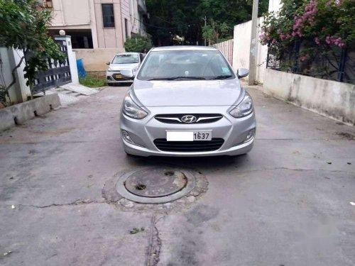 Hyundai Verna Fluidic 1.6 VTVT SX, 2014, Petrol MT in Hyderabad