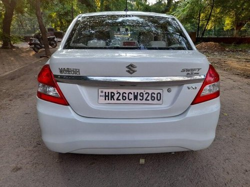 Maruti Suzuki Swift Dzire 2016 MT for sale in New Delhi