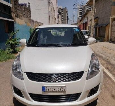 Maruti Swift ZDI BSIV 2014 MT for sale in Bangalore-7