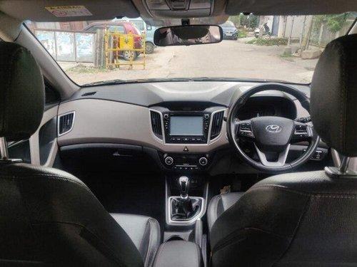 Used 2016 Hyundai Creta 1.6 CRDi SX Option MT in Hyderabad
