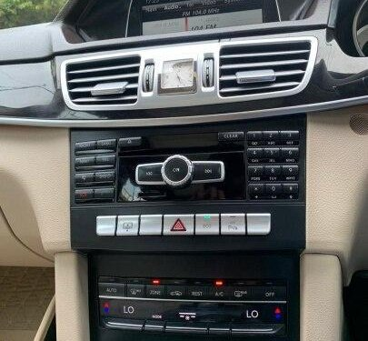 Used 2015 Mercedes Benz E Class AT for sale in New Delhi