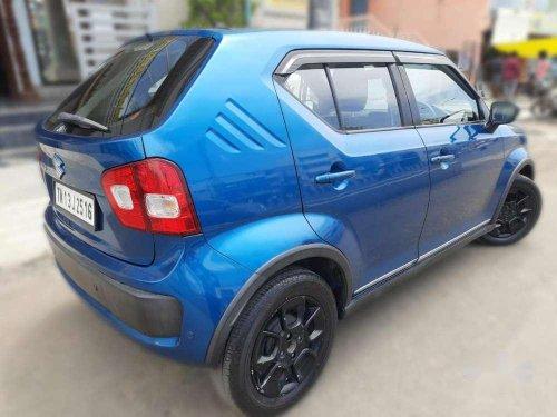 Used 2017 Maruti Suzuki Ignis 1.2 Alpha MT in Chennai