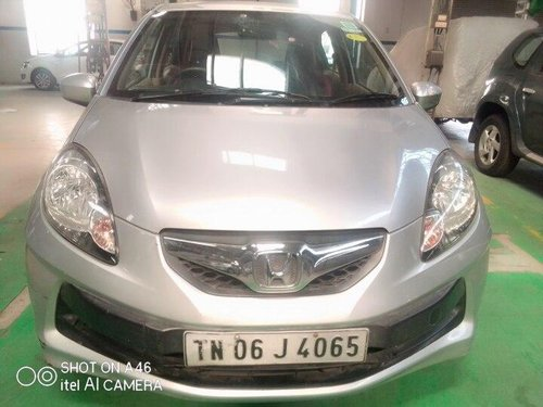 Honda Brio E 2013 MT for sale in Chennai