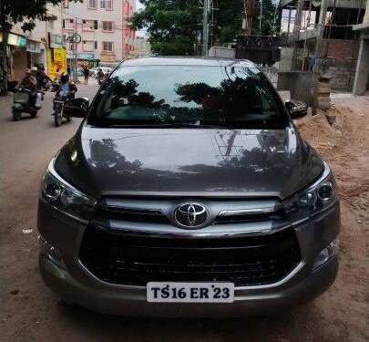 2018 Toyota Innova Crysta 2.8 ZX AT for sale in Hyderabad-9