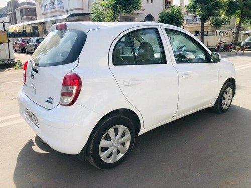 Used 2012 Nissan Micra Diesel XV MT for sale in Ahmedabad