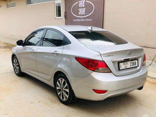 Hyundai Verna Fluidic 1.4 CRDi CX, 2015, Diesel MT in Jaipur