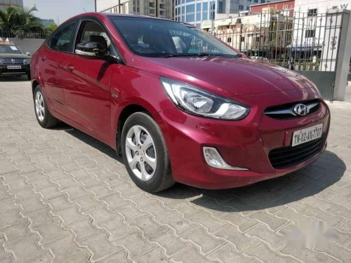 2014 Hyundai Verna CRDi 1.6 EX MT for sale in Chennai