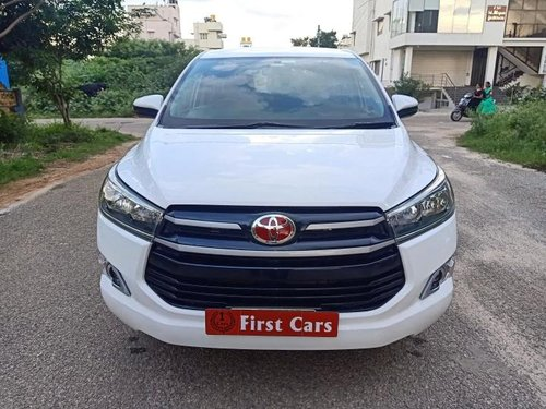 2017 Toyota Innova Crysta 2.4 VX MT 8S for sale in Bangalore