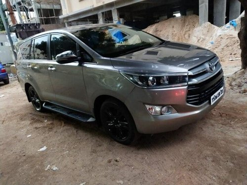 2018 Toyota Innova Crysta 2.8 ZX AT for sale in Hyderabad