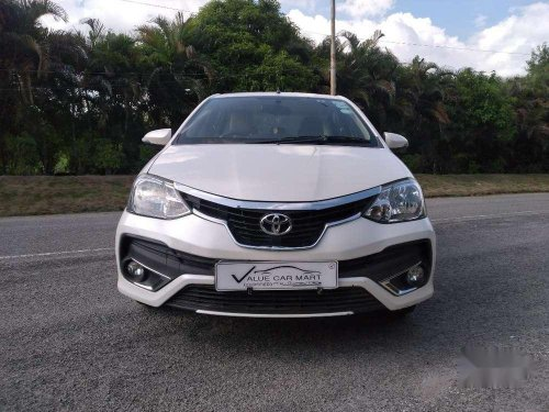 Used Toyota Etios VX 2017 MT for sale in Hyderabad