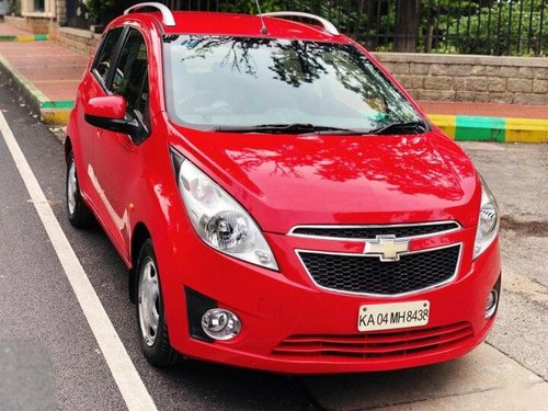 Used Chevrolet Beat LT 2010 MT for sale in Bangalore