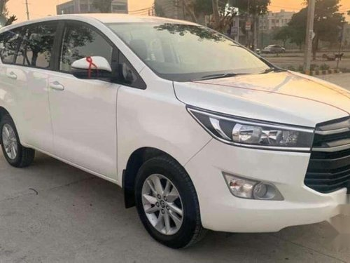 Used 2020 Toyota Innova Crysta AT for sale in Jalandhar
