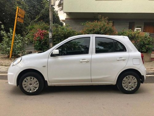 Used Nissan Micra XE 2012 MT for sale in Bangalore