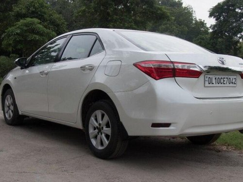 Used Toyota Corolla Altis 1.8 G 2014 MT for sale in New Delhi