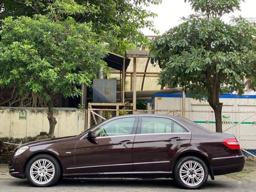 Used Mercedes-Benz E-Class E 250 Elegance 2011 AT for sale in Kolkata