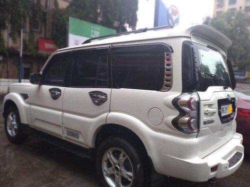 Used Mahindra Scorpio S10 7 Seater 2015 MT for sale in Mumbai