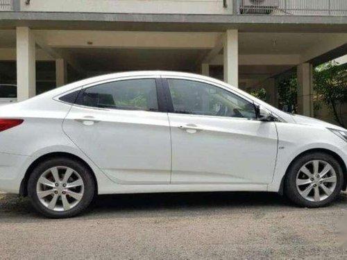Hyundai Fluidic Verna 1.6 CRDi SX, 2012 MT for sale in Chennai