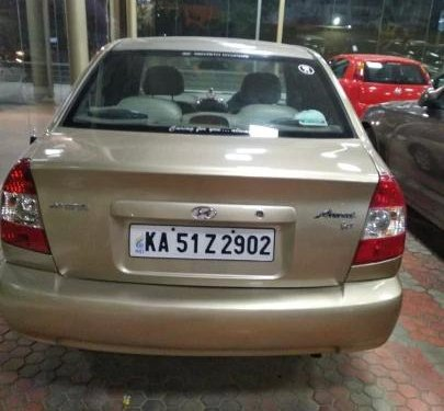 Hyundai Accent Executive 2009 MT for sale in Bangalore