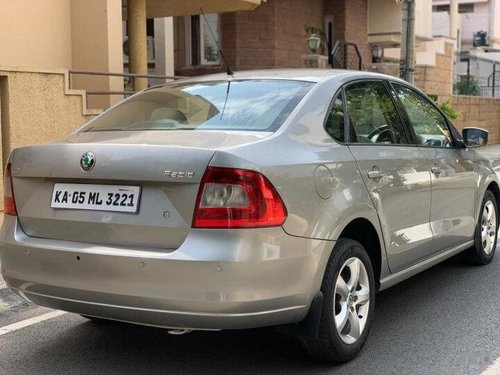 2012 Skoda Rapid 1.5 TDI Elegance MT for sale in Bangalore