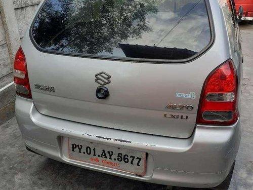 Used Maruti Suzuki Alto LX BS-IV, 2009, MT in Pondicherry