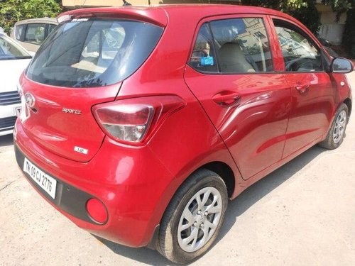 Used Hyundai Grand i10 Sportz 2017 MT for sale in Chennai