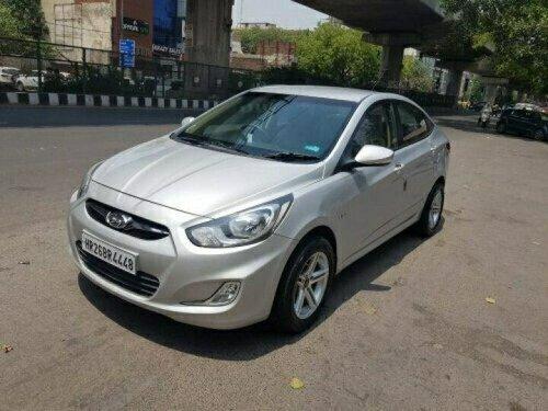 Hyundai Verna 1.6 EX VTVT 2012 MT in New Delhi
