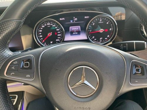 Used 2018 Mercedes Benz E Class E 220 d AT for sale in Mumbai