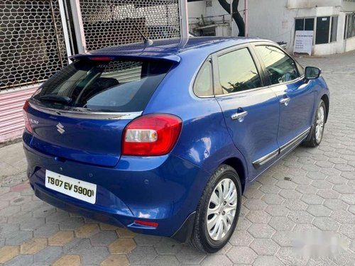 Used Maruti Suzuki Baleno 2016 MT for sale in Hyderabad