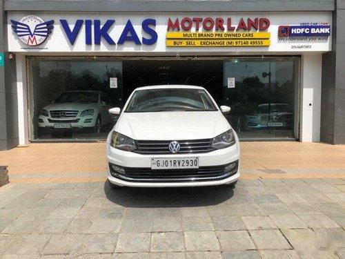 2016 Volkswagen Vento 1.5 TDI Highline AT in Ahmedabad