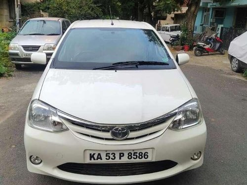 Used Toyota Etios V 2011 MT for sale in Nagar
