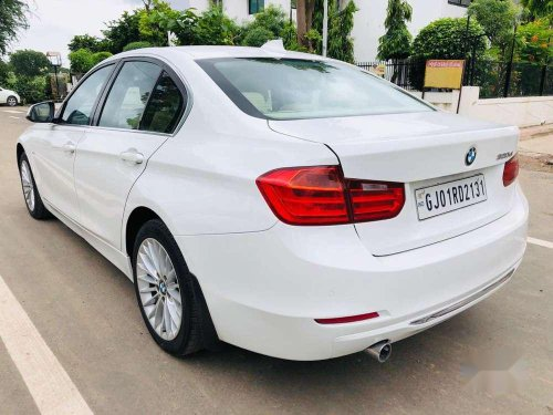 Used BMW 3 Series 320d 2013 AT for sale in Ahmedabad