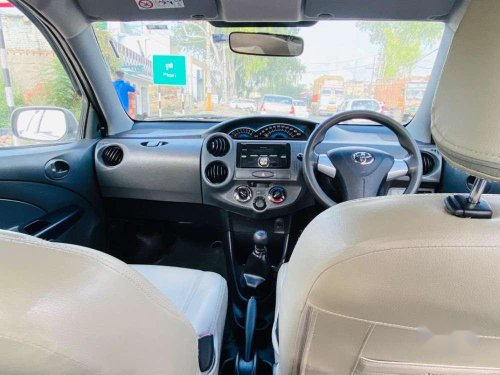 Used Toyota Etios 2017 MT for sale in Dhuri