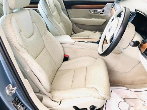 Used Volvo S90 D4 Inscription 2017 AT for sale in Ahmedabad