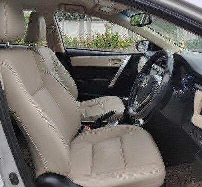 Used 2015 Toyota Corolla Altis GL MT for sale in Ahmedabad