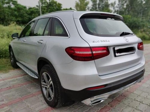 Used Mercedes-Benz GLC 2016 AT for sale in New Delhi