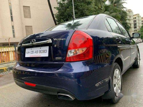 Used 2011 Hyundai Verna CRDi MT for sale in Mumbai